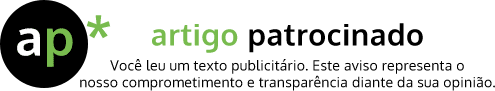 Selo - Artigo Patrocinado