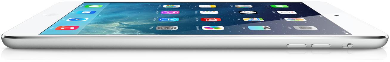 iPad mini deitado