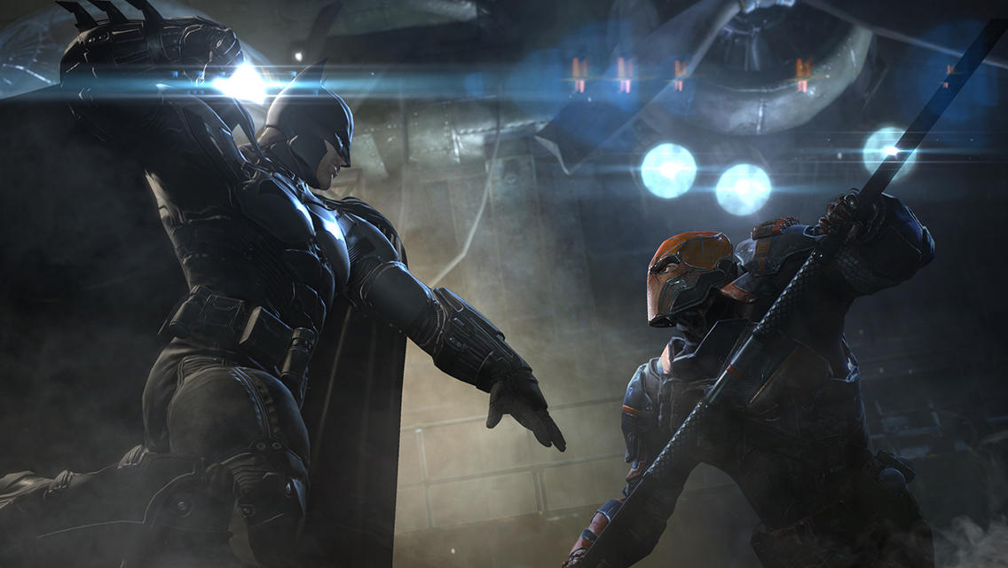 Screenshot de Batman: Arkham Origins
