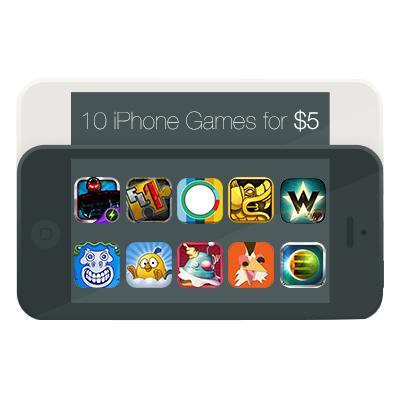 The Thumb Arcade iOS Indie Bundle