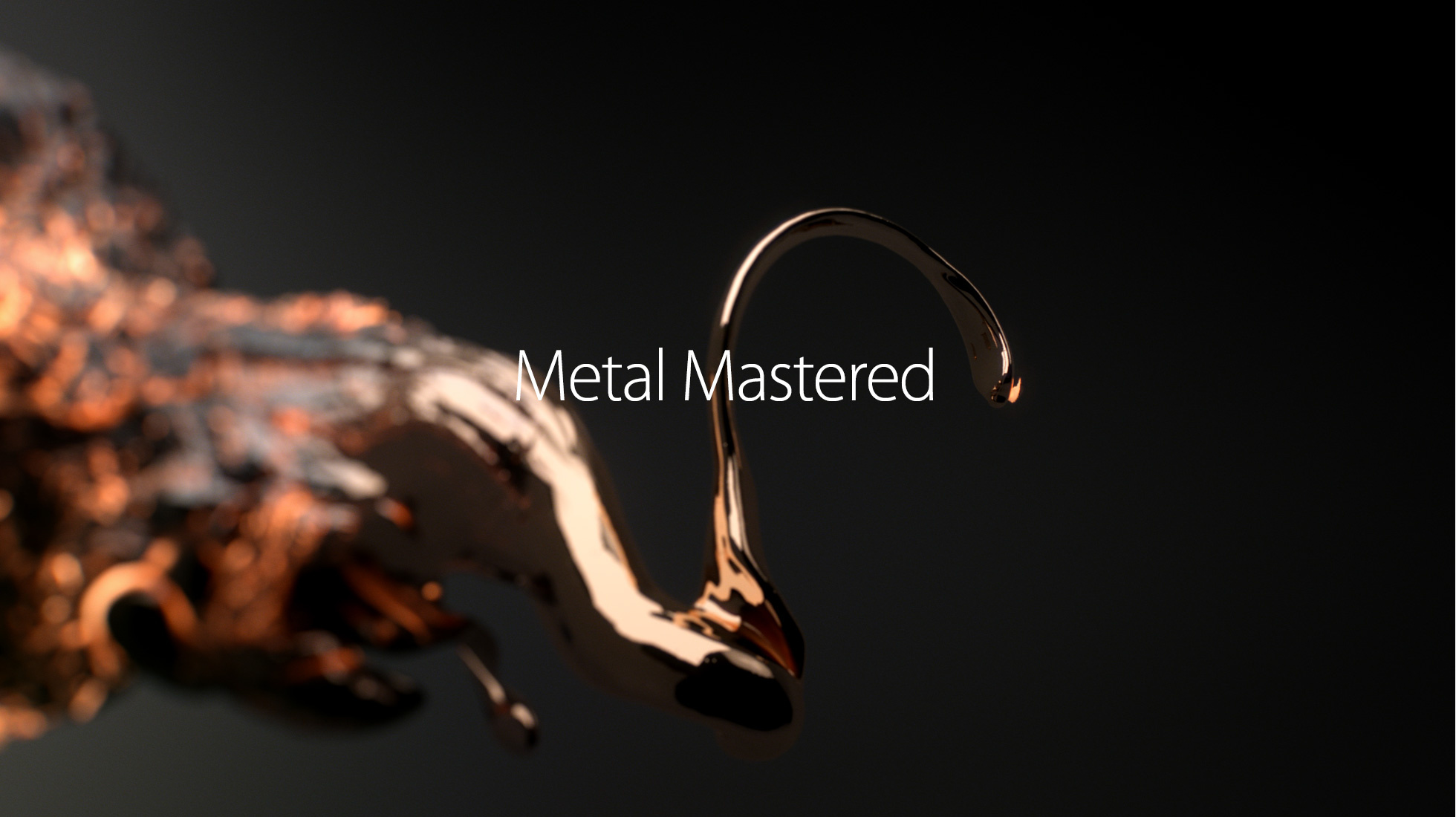 iPhone 5s - Metal Mastered