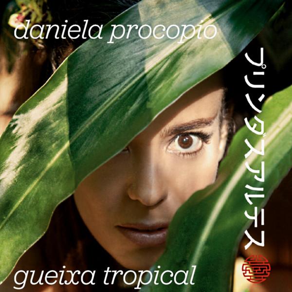 """Capa do álbum """"Gueixa Tropical"""""""