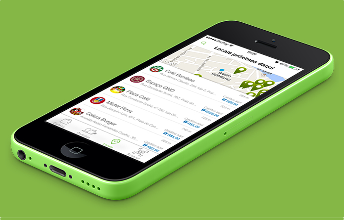 App PicPay para iPhones/iPods touch