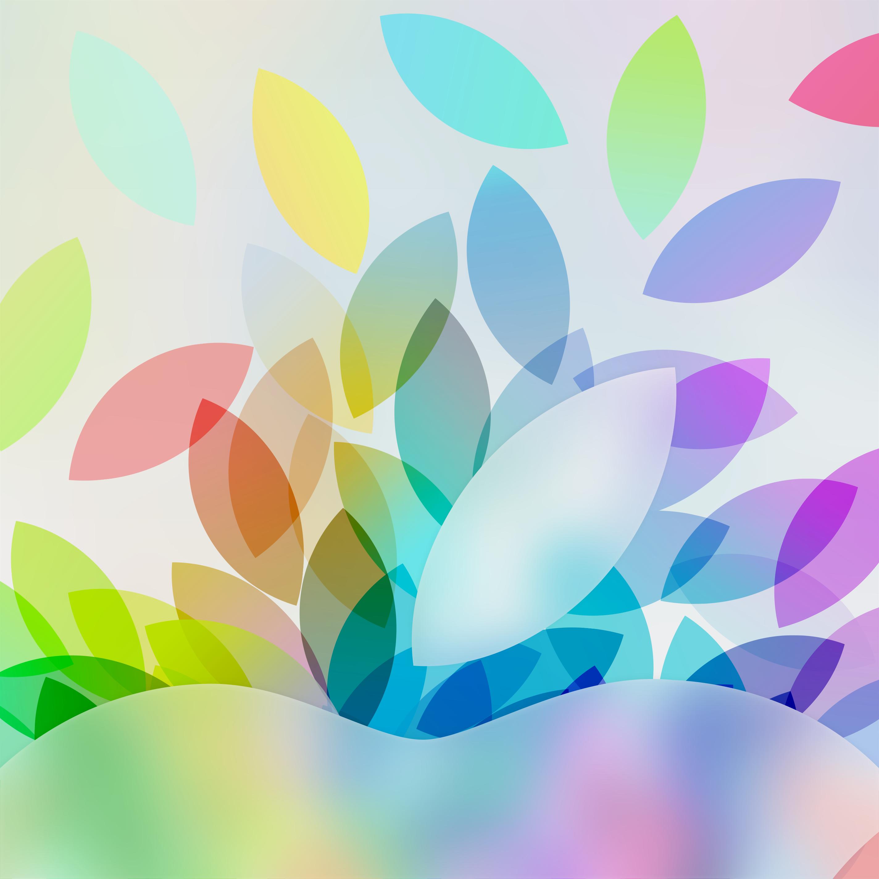 Wallpaper criado por Surenix - iPad com tela Retina
