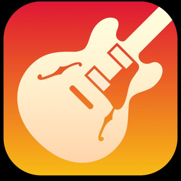 Ícone - GarageBand para iOS