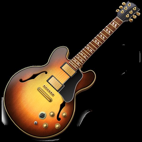 Ícone - GarageBand para Mac