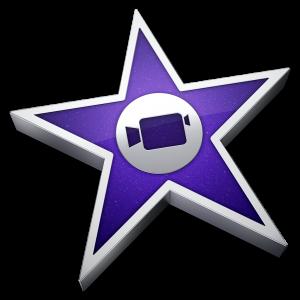 Ícone - iMovie para Mac
