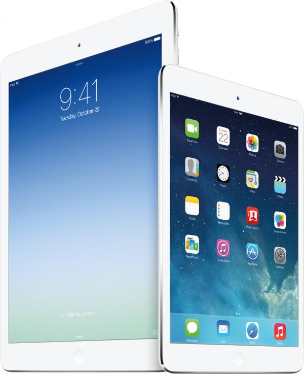 ↪ Rumor: novos iPads já estariam entrando em produção com nova camada anti-reflexo