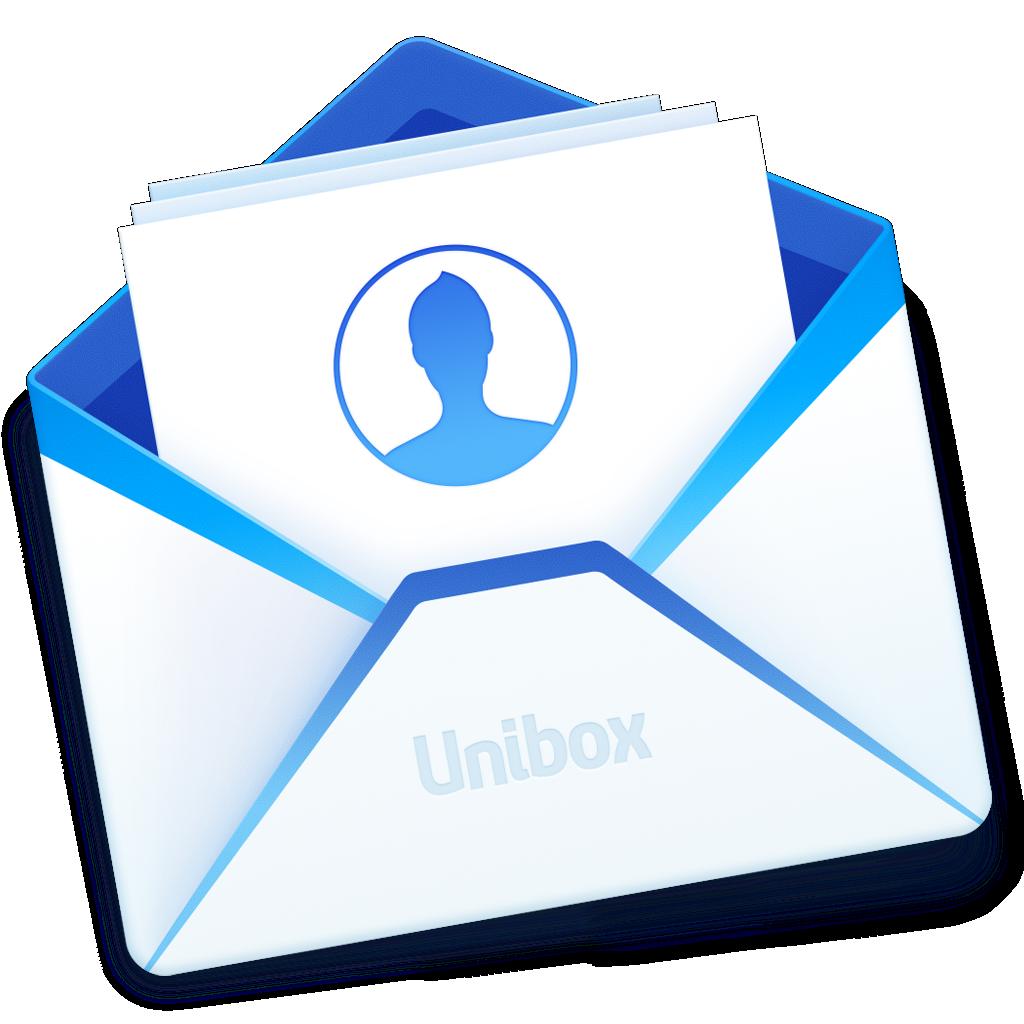 Ícone do app Unibox para OS X
