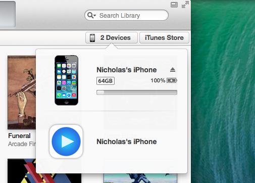 Novo ícone do app Remote
