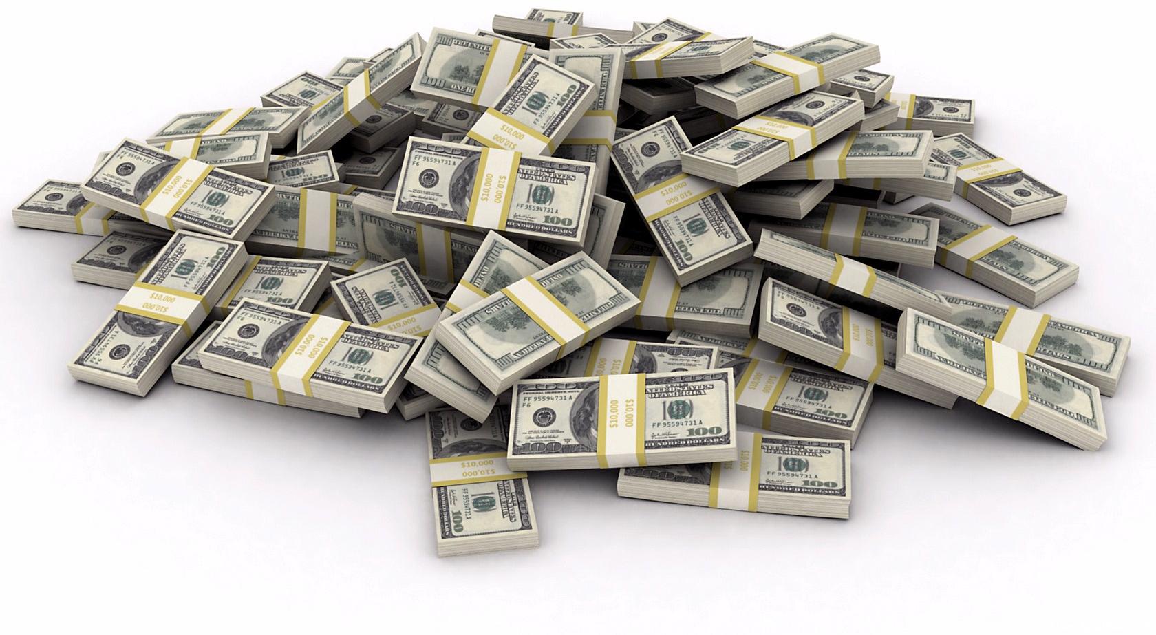 Dinheiro (dólares)