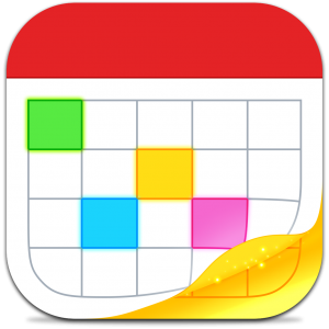 Ícone do app Fantastical 2 para iPhones/iPods touch