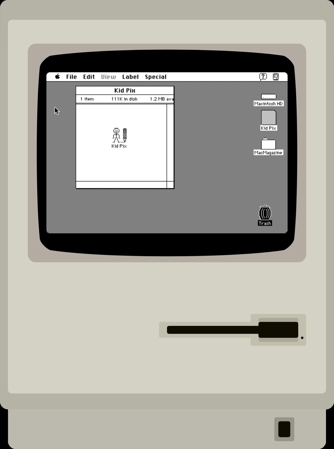 Emulador de Macintosh Classic