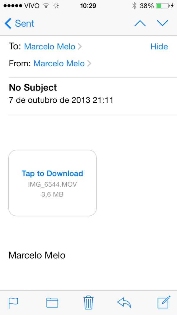 iPhone 5s Slo-Mo