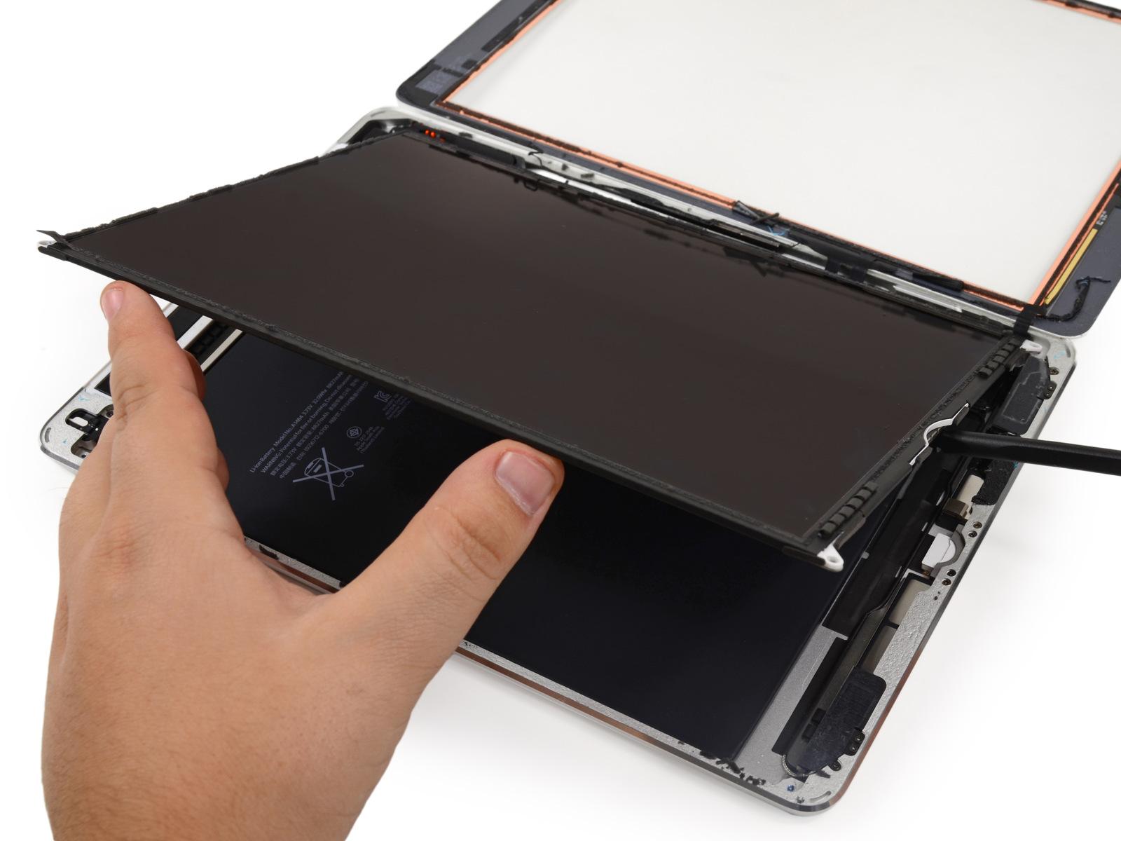 Desmontagem do iPad Air feita pela iFixit