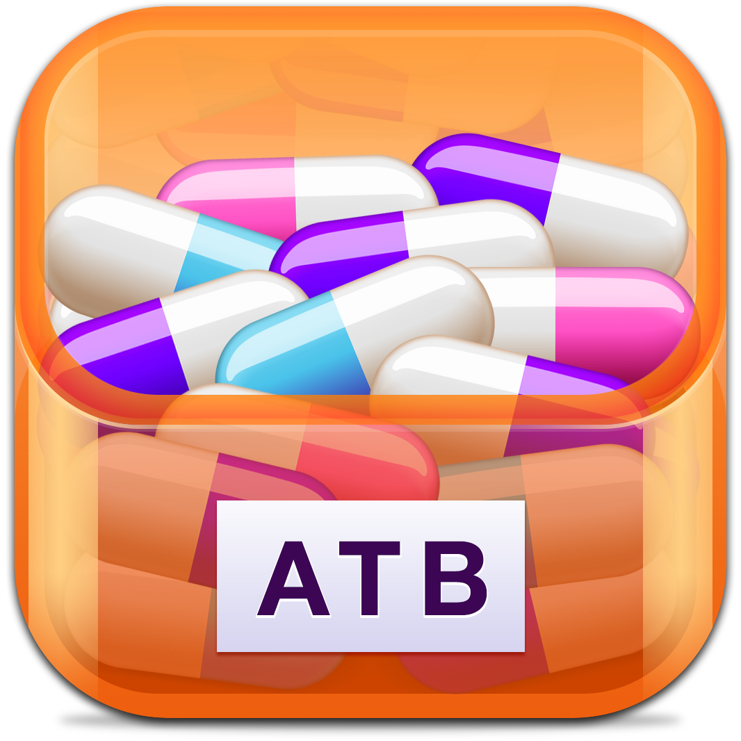 Ícone do app Guia dos Antibióticos para iOS