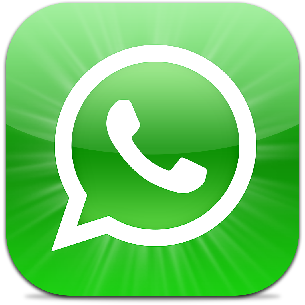 Ícone do WhatsApp para iPhones