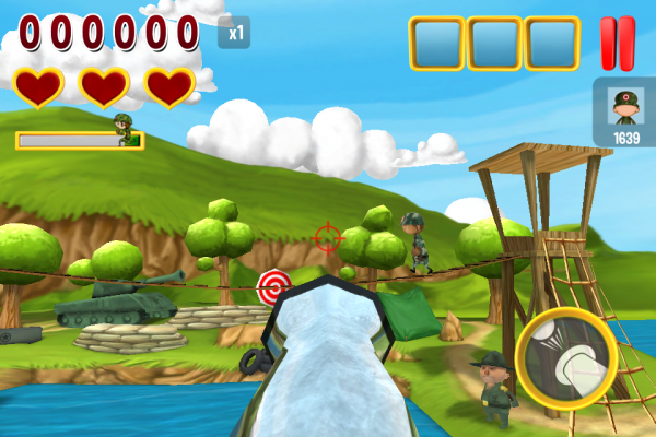Screenshot de Dodge This!