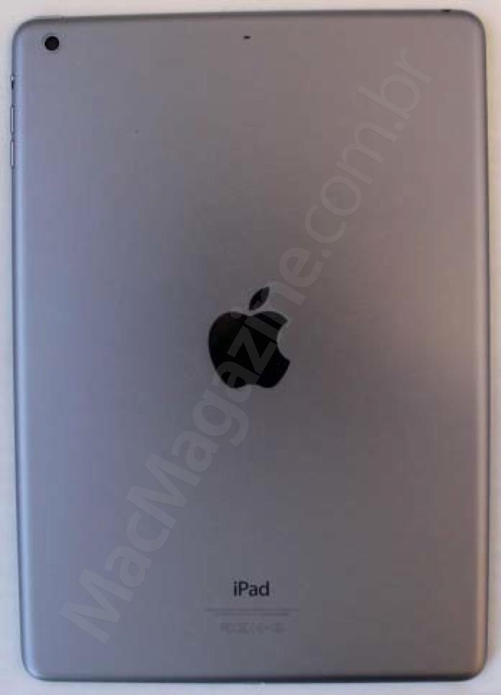 Novos iPads homologados pela ANATEL