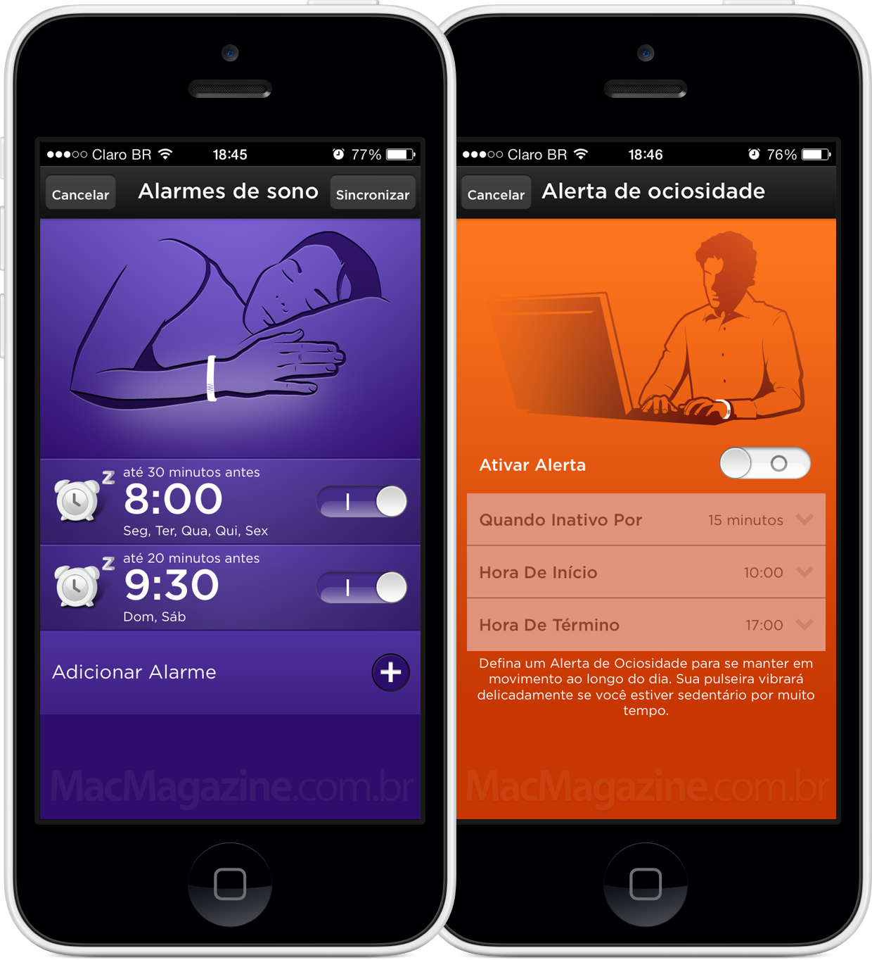 App UP para iPhones/iPods touch