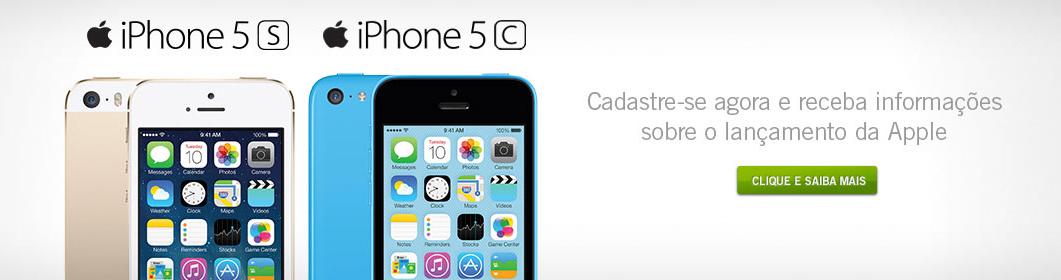 iPhones 5s e 5c na TIM
