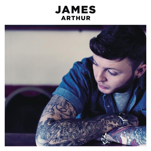 "Capa do single ""Supposed"", de James Arthur"