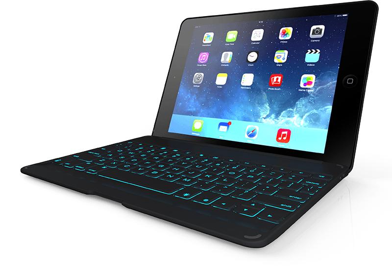 iPad Air Folio Keyboard, da ZAGG
