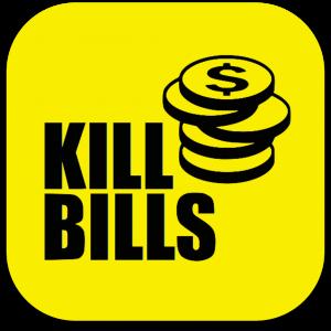 Ícone do app Kill Bills para iPhones/iPods touch