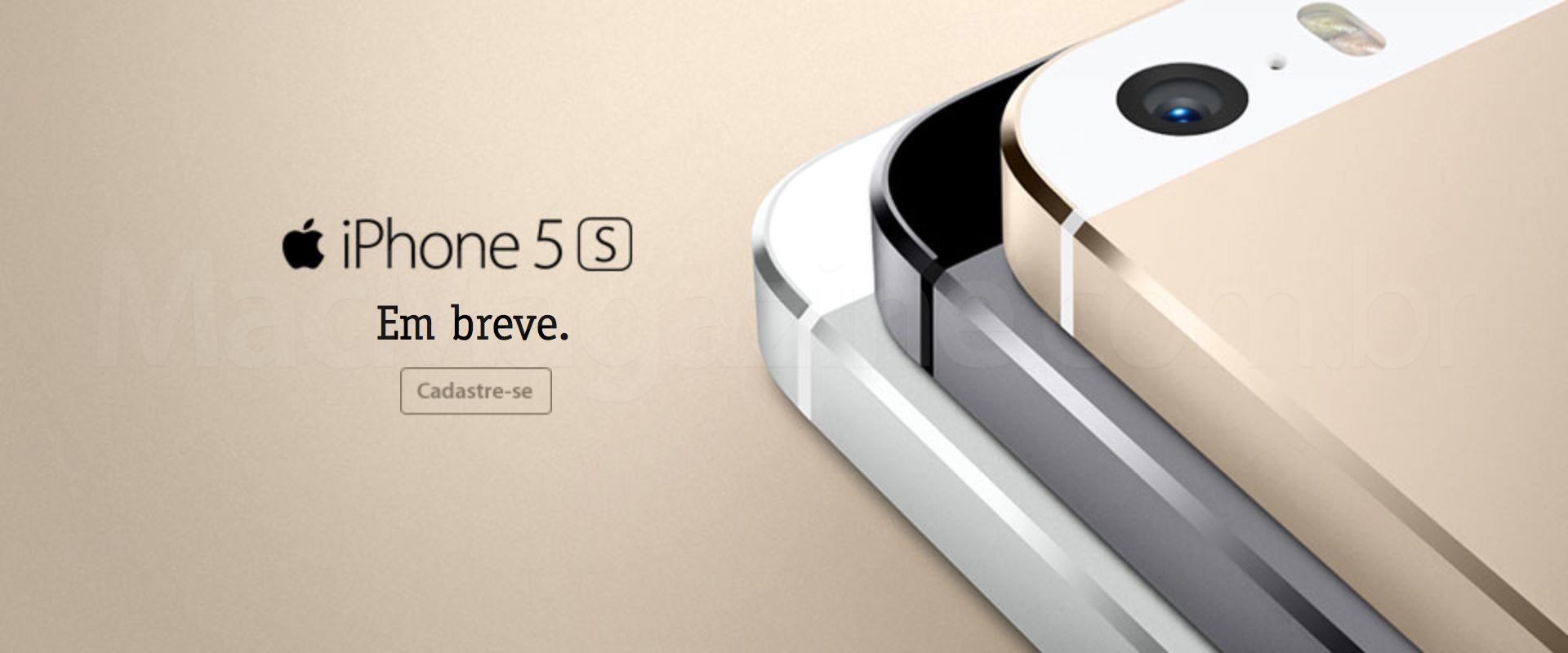 iPhone 5s na Vivo
