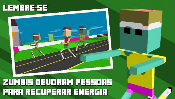 Retro Runners - Screenshot