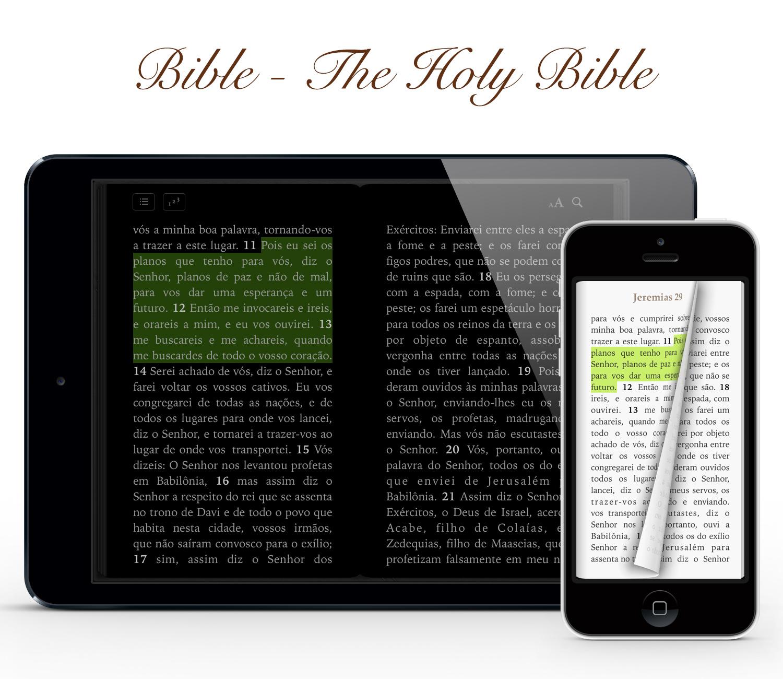 App Bible para iOS