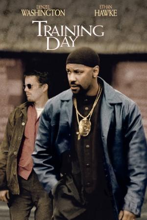 """Carta do filme """"Dia de Treinamento"""""""