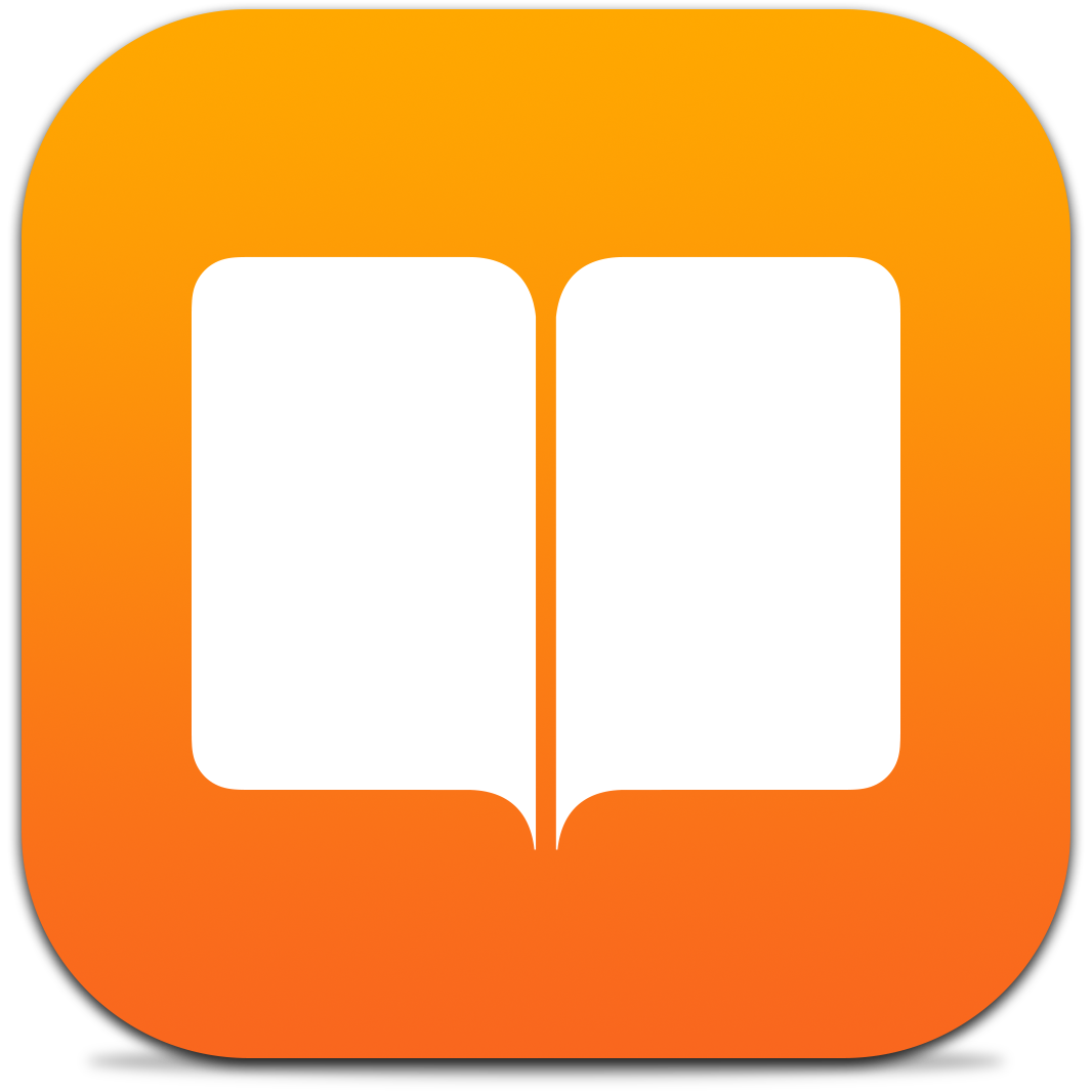 Ícone - iBooks para iOS 7