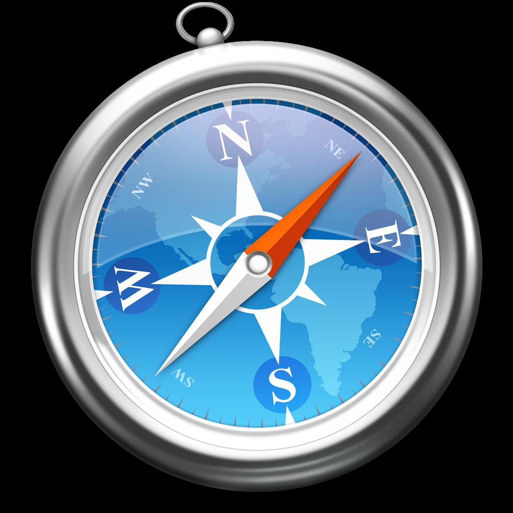 Ícone do Safari para OS X