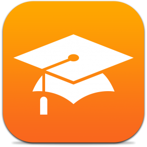 Ícone - iTunes U para iOS 7