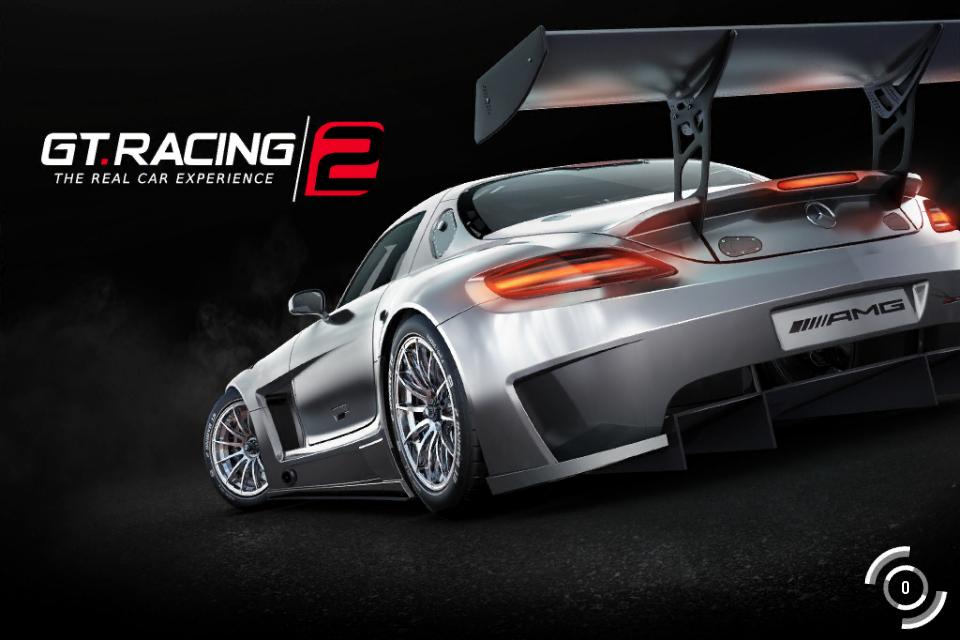 Screenshot de GT Racing 2