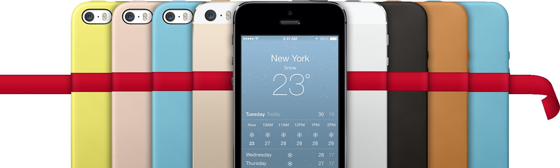 iPhone 5s - Natal