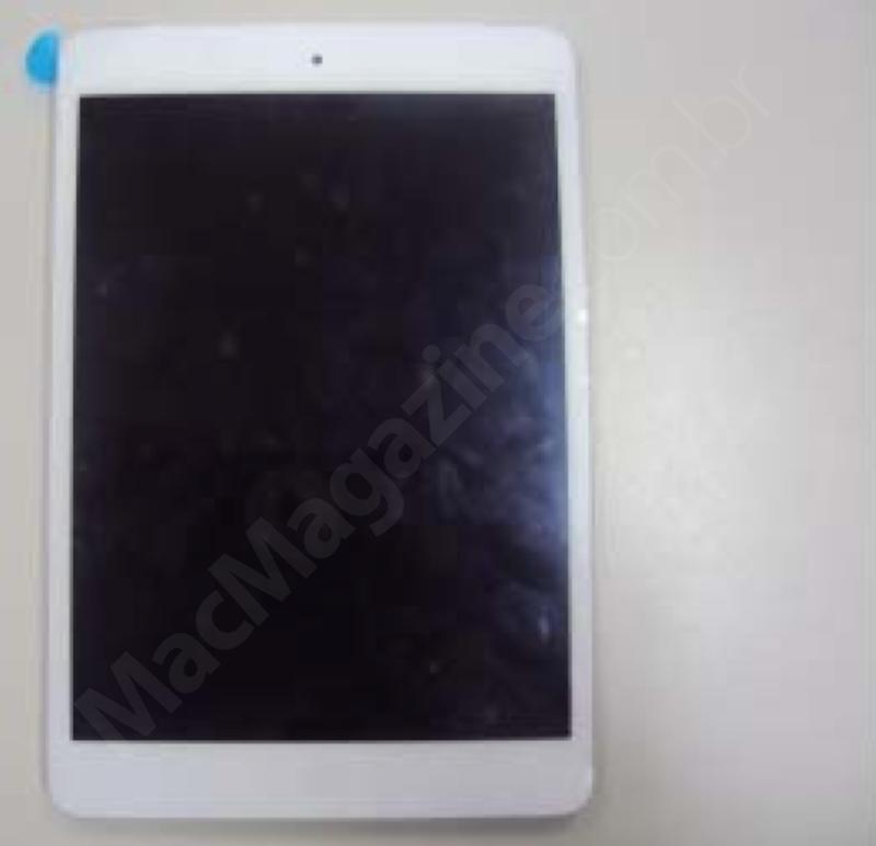 Foto - iPad mini com tela Retina
