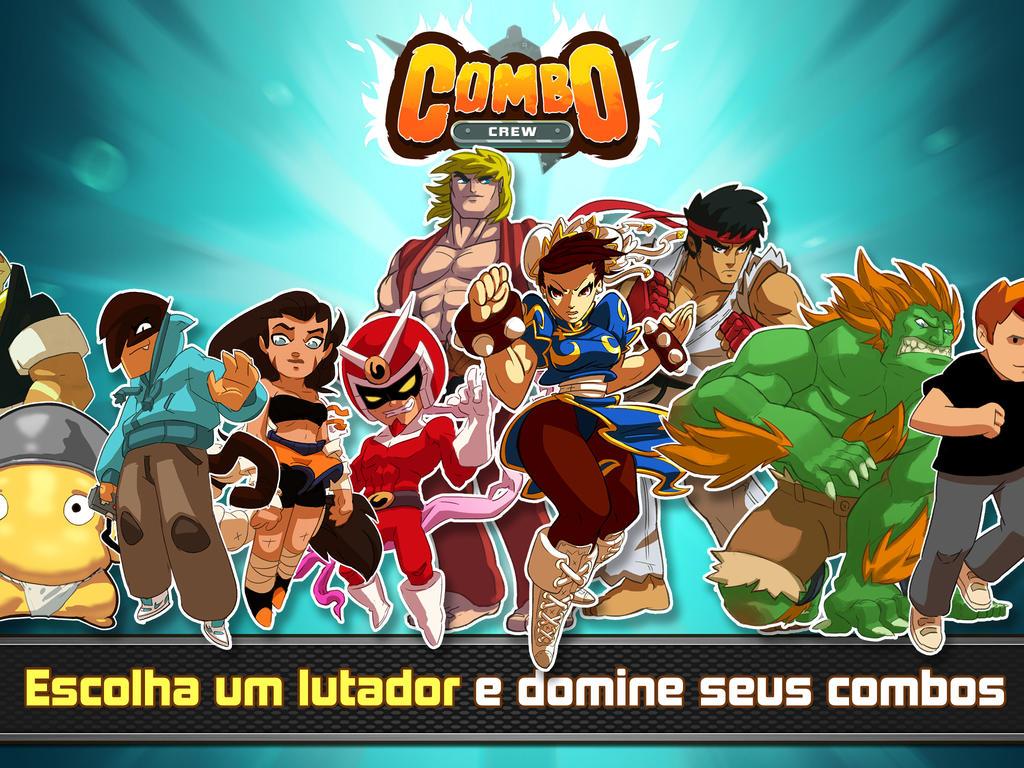 Jogo Combo Crew para iOS