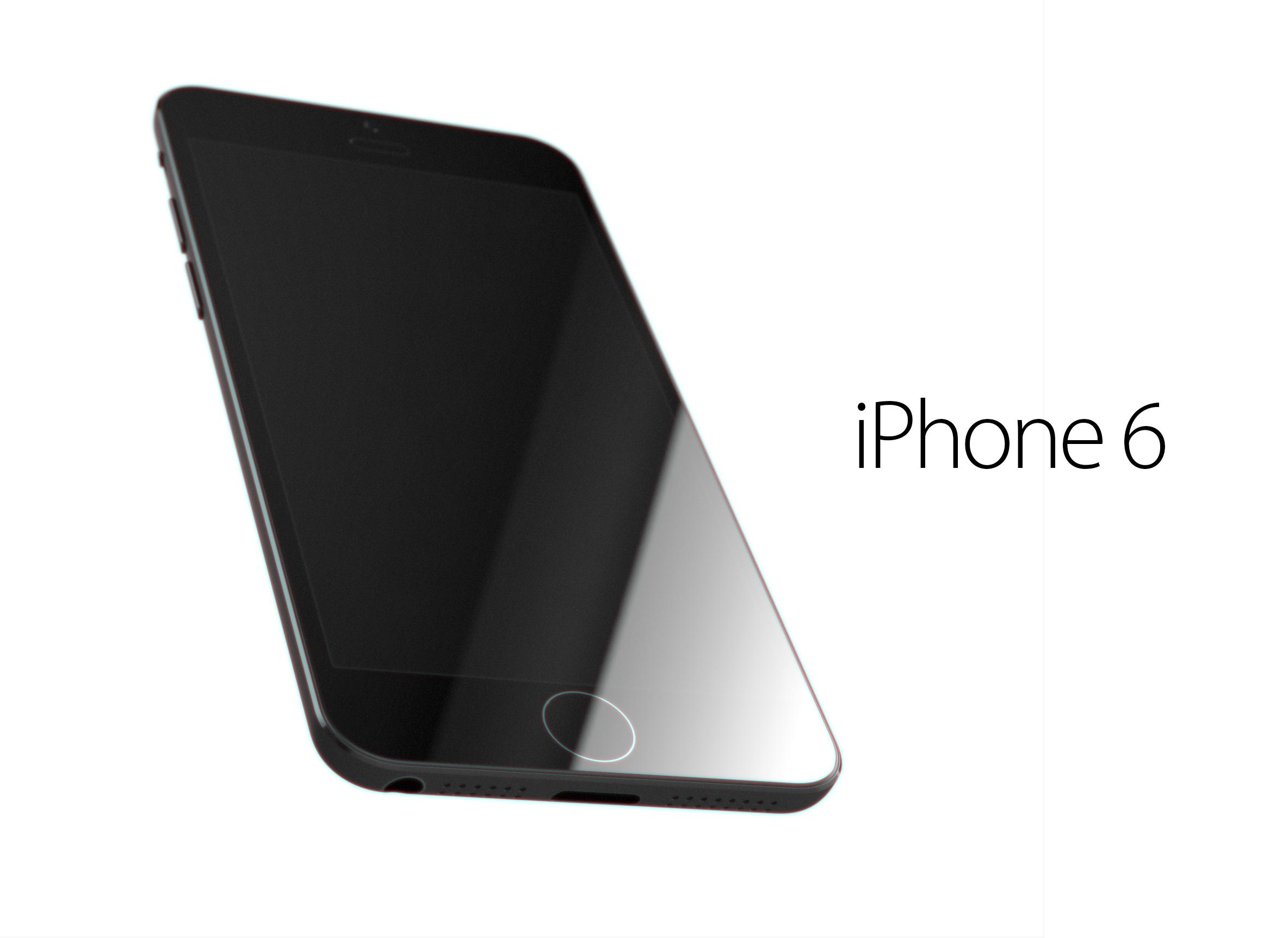 Conceito de iPhone 6 - por Arthur Reis