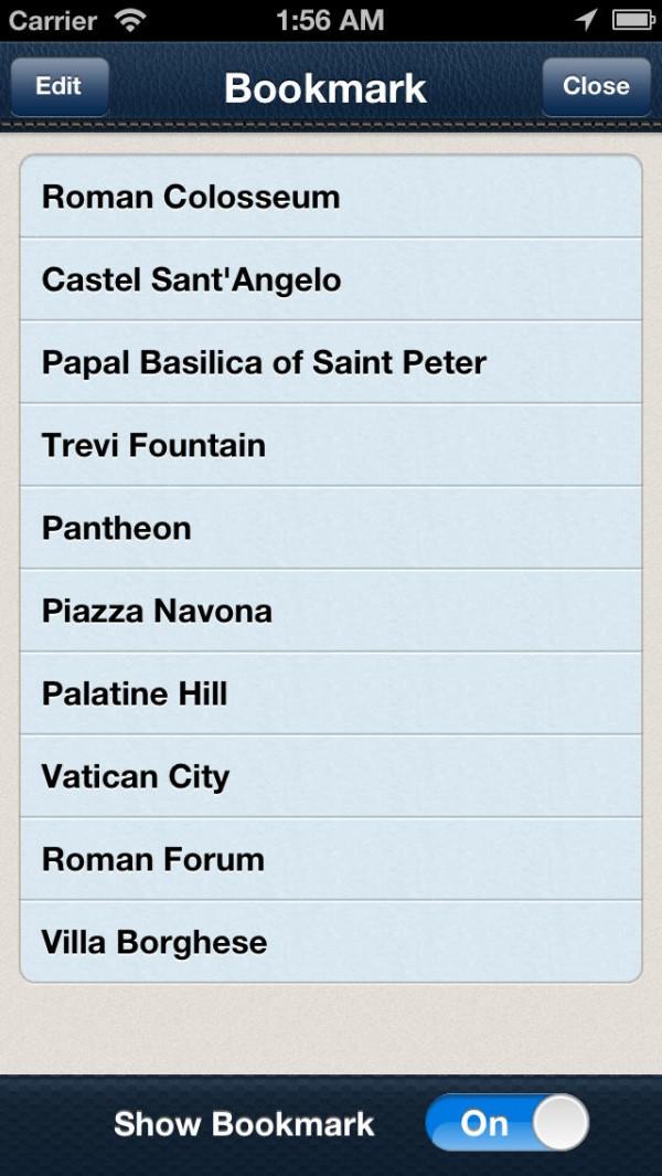 Roma Mapas Offline