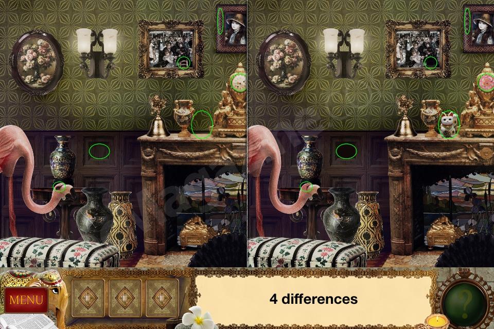 Jogo Detective Holmes para iOS