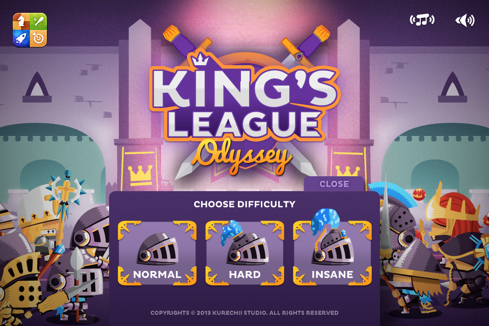 Screenshot de King's League: Odyssey
