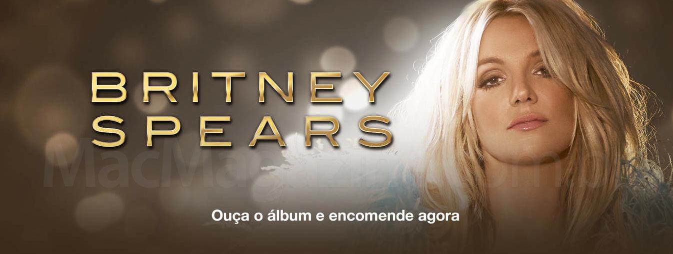 Ouça o novo álbum de Britney Spears
