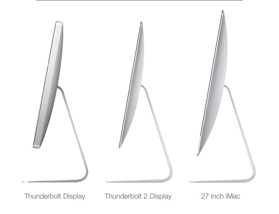 Conceito para o novo Thunderbolt Display