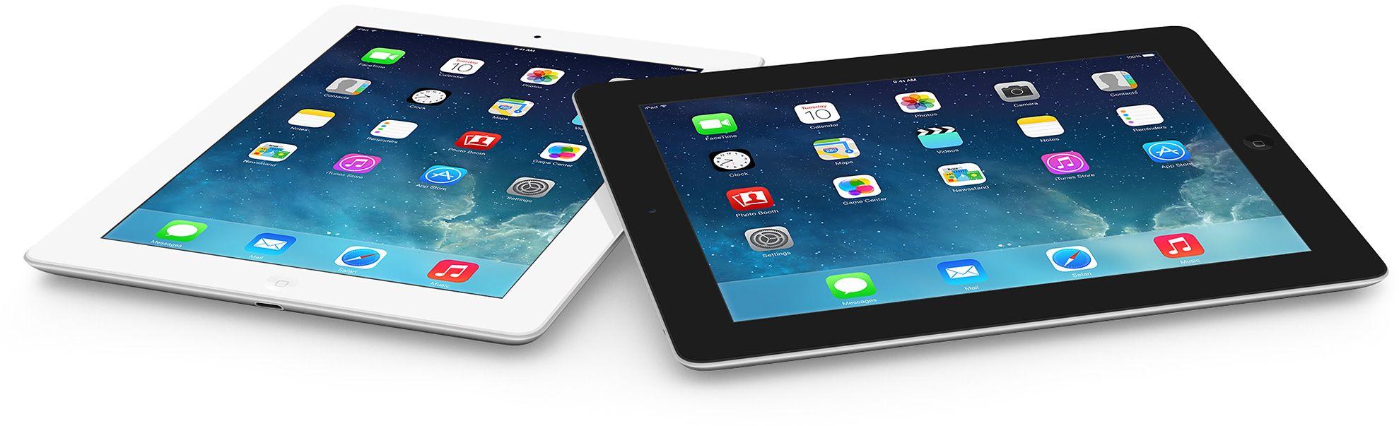 iPads com tela Retina (quarta geração)