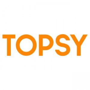 Logo - Topsy