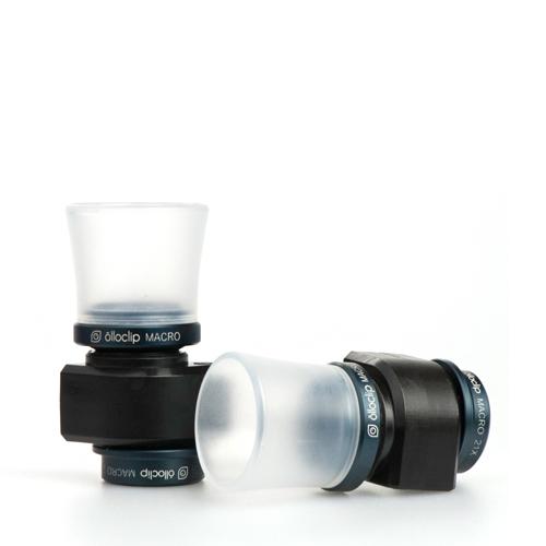 Novo conjunto de lentes 3-em-1 da olloclip