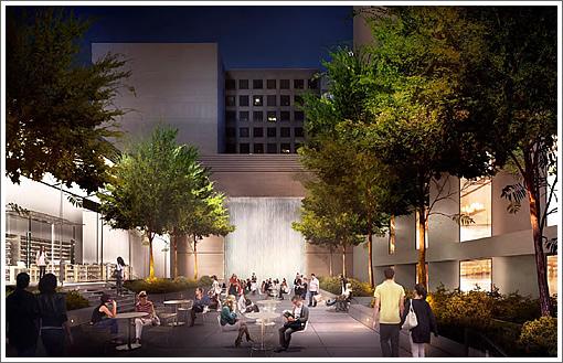 Proposta da Apple para futura loja em San Francisco