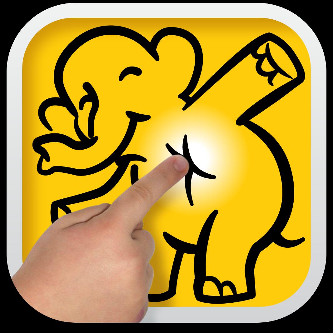 ícone do app Mini Zoo para iOS
